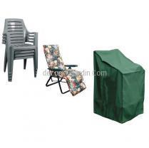 Funda sillas de jardin apilables