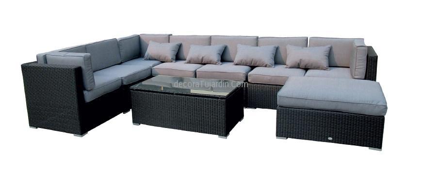 muebles de jardin fundas