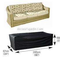 Funda Modular sofá 3 plazas
