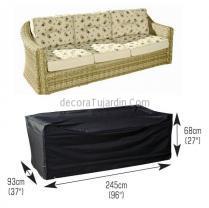 Funda sofa exterior 3pl